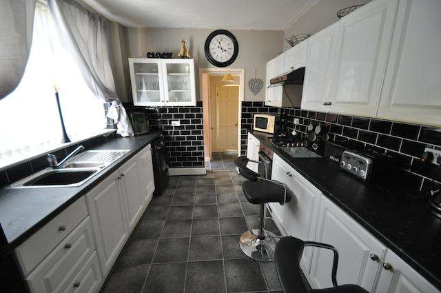 3 Bedrooms Terraced House for sale in Westcott Street, Holderness Road, Hull, HU8 8NB