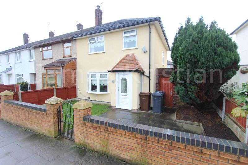 3 Bedrooms Terraced House for sale in Gorsey Lane, Liverpool