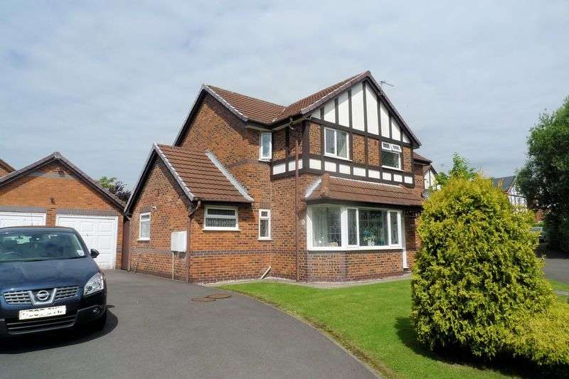 4 Bedrooms Detached House for sale in REDWOOD, WESTHOUGHTON, BL5 2RU.