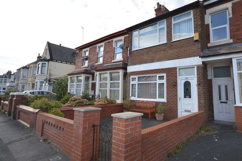 3 Bedrooms Terraced House for sale in 256 Waterloo Road, Blackpool Lancs FY4 3AE