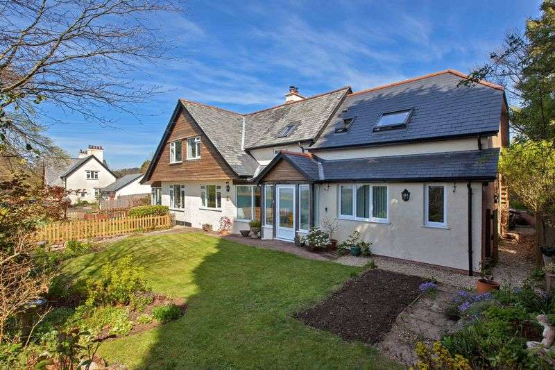 4 Bedrooms Semi Detached House for sale in Rackenford