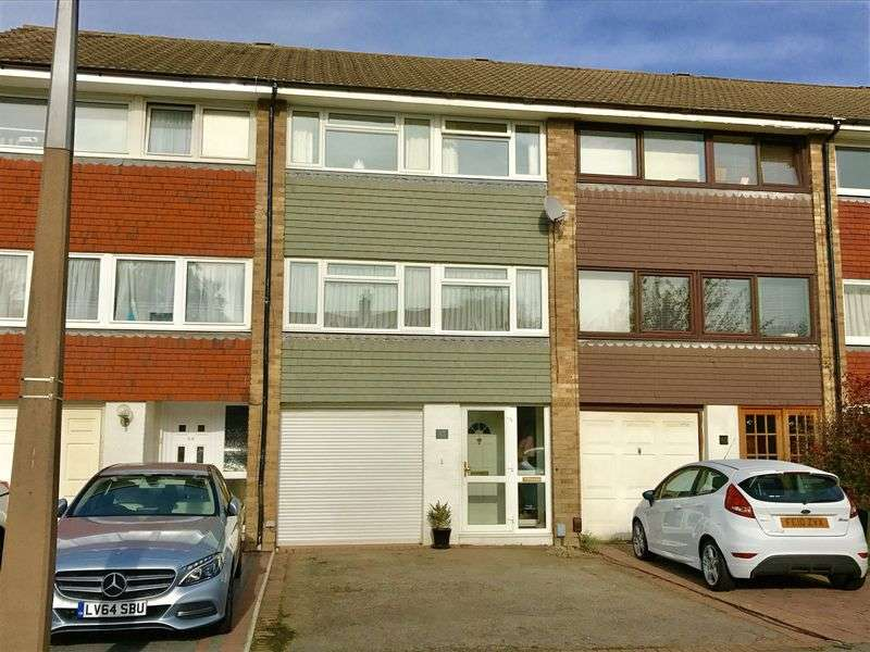 3 Bedrooms Terraced House for sale in Maiden Erlegh Avenue, Bexley