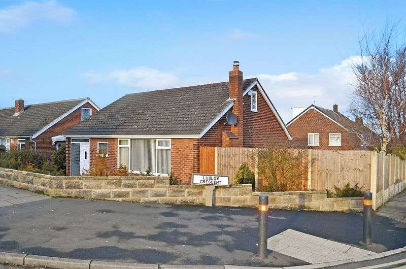 3 Bedrooms Detached Bungalow for sale in Kenilworth Avenue, Higher Runcorn