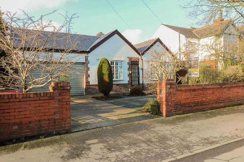 4 Bedrooms Detached Bungalow for sale in New Hall Lane, Bolton