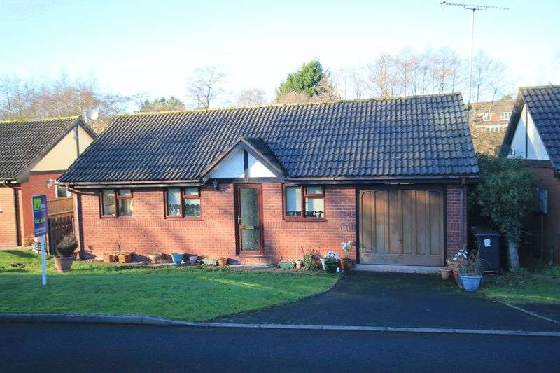 2 Bedrooms Detached Bungalow for sale in Brookfield, Whitchurch