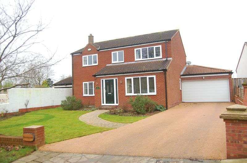 4 Bedrooms Detached House for sale in Water End, Brompton, Northallerton