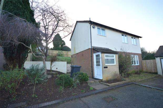 3 Bedrooms Detached House for sale in Widecombe Way, Pennsylvania, Exeter, Devon