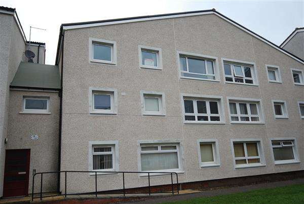 2 Bedrooms Apartment Flat for sale in Montgomerie Street, Ardrossan