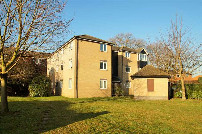 1 Bedroom Apartment Flat for sale in Ranger Walk, Colchester