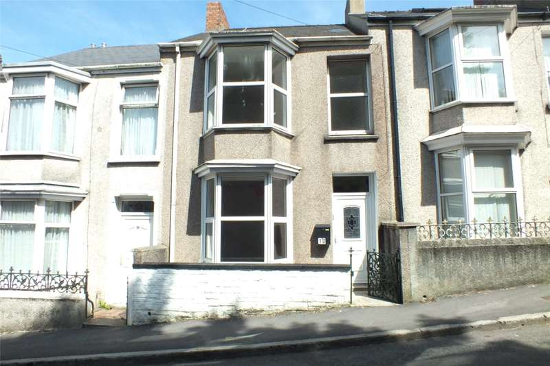 3 Bedrooms Terraced House for sale in Belle Vue Terrace, Pembroke Dock, Pembrokeshire