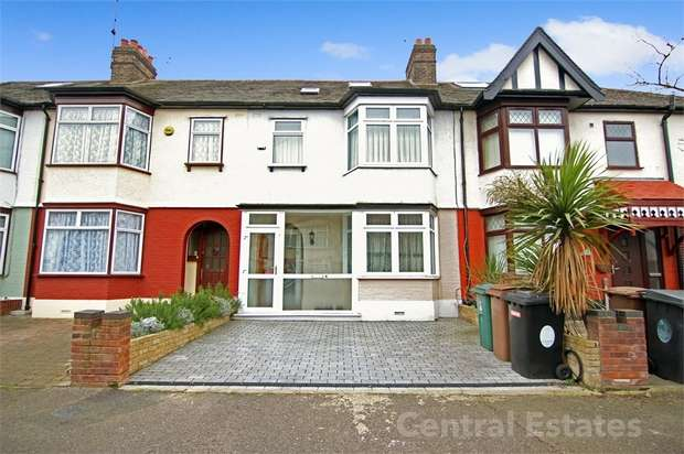 4 Bedrooms Terraced House for sale in Evanston Avenue, Highams Park, London