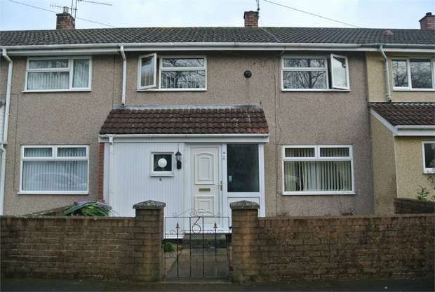 2 Bedrooms Terraced House for sale in Miskin Green, Llanyravon, Cwmbran