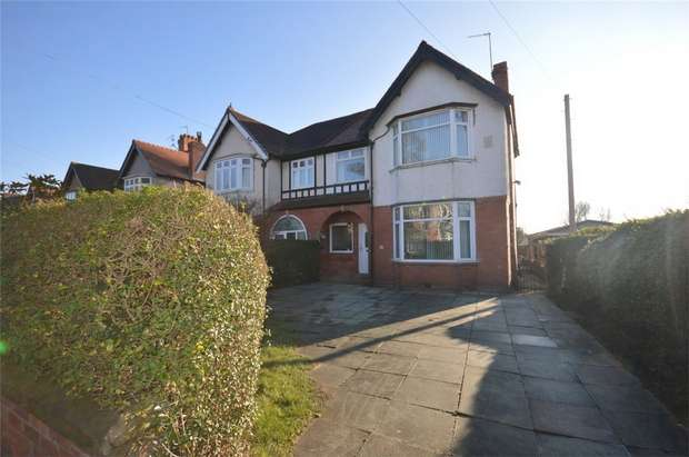 4 Bedrooms Semi Detached House for sale in Cavendish Drive, Rock Ferry, Merseyside