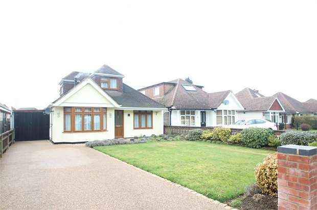 4 Bedrooms Detached House for sale in Merrow Lane, GUILDFORD, Surrey