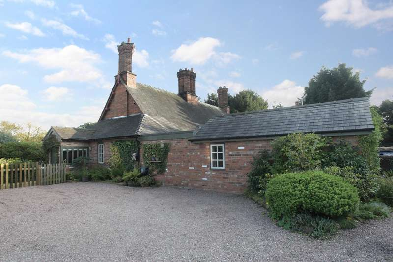 1 Bedroom House for sale in 1 bedroom House End of Terrace in Peckforton
