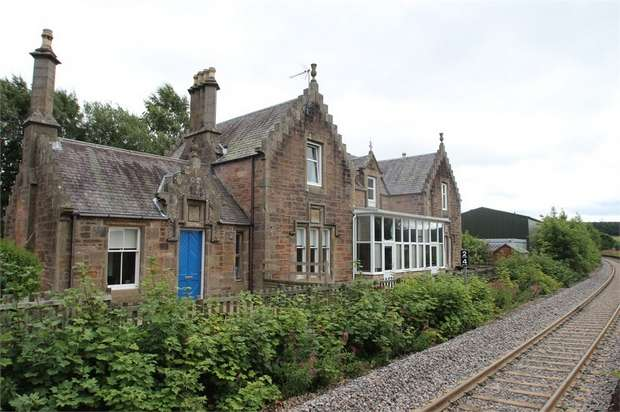5 Bedrooms Detached House for sale in THE OLD STATION, BEAULY, Station Road, Highland, Scotland