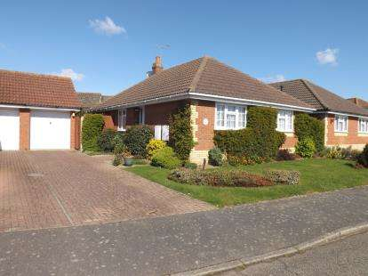 3 Bedrooms Bungalow for sale in Elmsett, Ipswich, Suffolk
