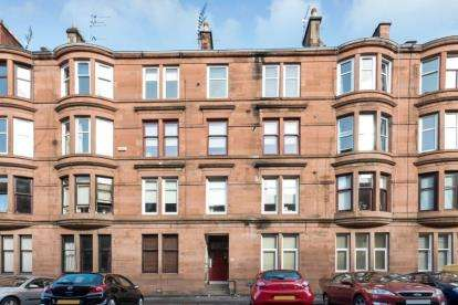 2 Bedrooms Flat for sale in Chancellor Street, Partick