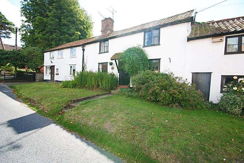 4 Bedrooms Cottage House for sale in The Street, Redgrave, Diss