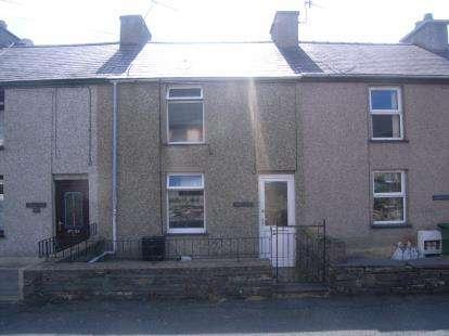 3 Bedrooms Terraced House for sale in Bryncelyn, Talysarn, Caernarfon, Gwynedd, LL54