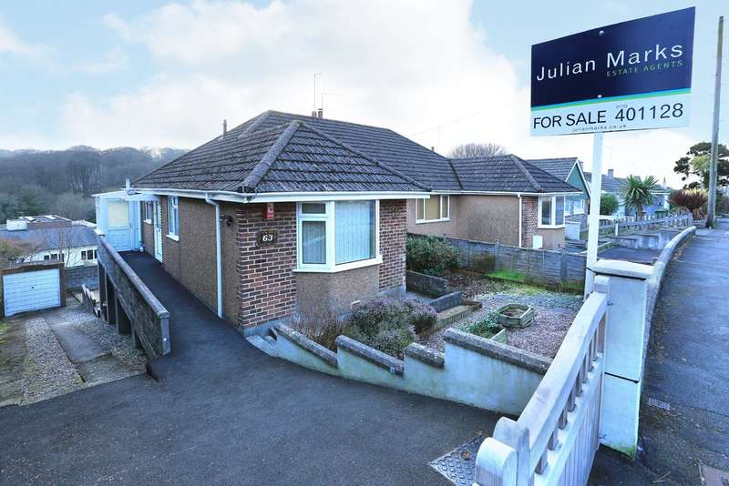 3 Bedrooms Semi Detached Bungalow for sale in Plymstock, Plymouth