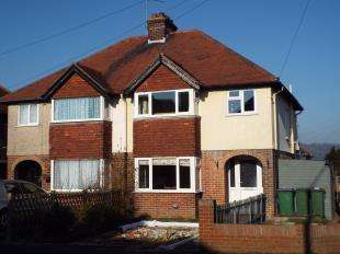 3 Bedrooms Semi Detached House for sale in Shorncliffe Road, Folkestone, Kent, England