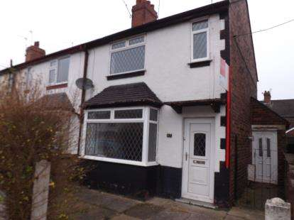 2 Bedrooms Semi Detached House for sale in Leonard Avenue, Baddeley Green, Stoke-On-Trent, Staffordshire