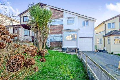 4 Bedrooms Semi Detached House for sale in Bodmin, Cornwall, .