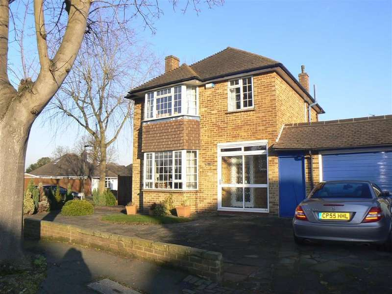 3 Bedrooms Property for sale in Cheyne Close, Keston