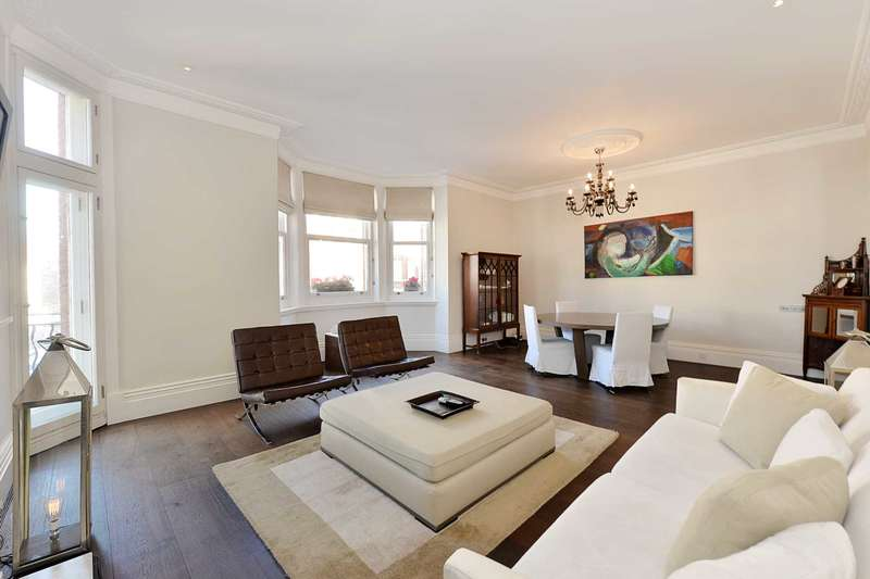 2 Bedrooms Apartment Flat for sale in Pont Street, Knightsbridge SW1