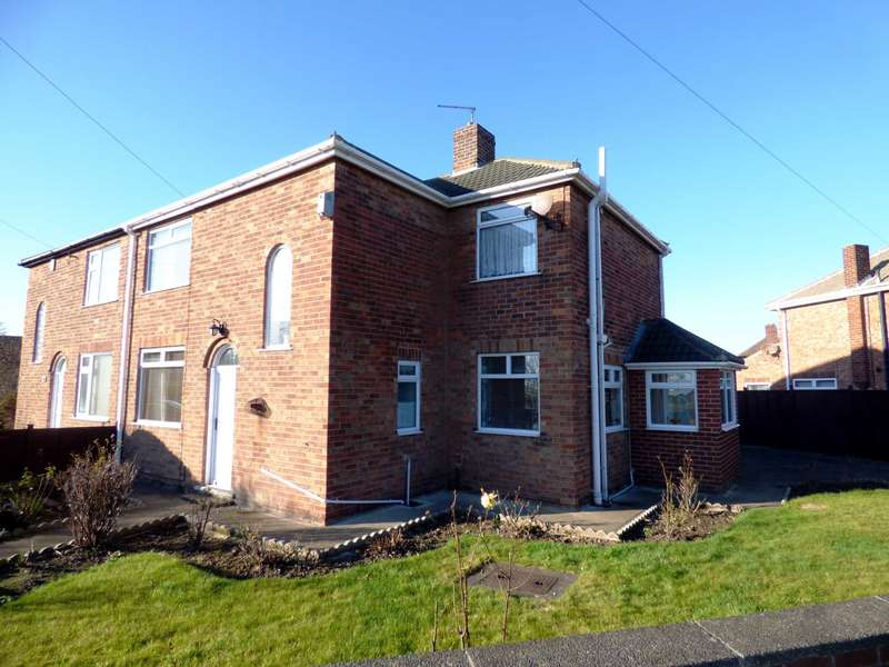 3 Bedrooms Semi Detached House for sale in West Dyke Road, Redcar