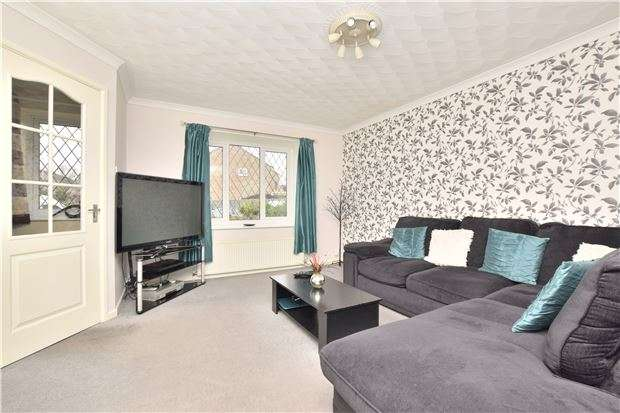 3 Bedrooms Semi Detached House for sale in Poplar Close, North Common, BS30 5NW