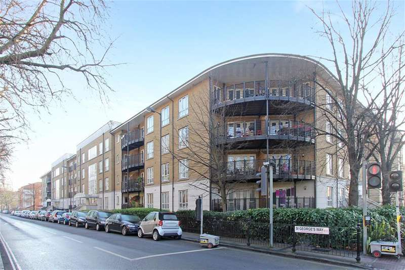 1 Bedroom Flat for sale in St Georges Way, Camberwell, SE5