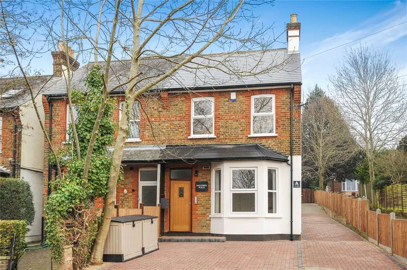 1 Bedroom Apartment Flat for sale in Hallowell Road, Northwood, Middlesex, HA6