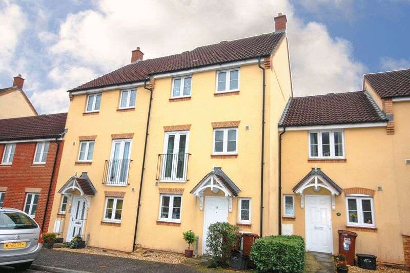 5 Bedrooms Terraced House for sale in Bishops Drive, Copplestone