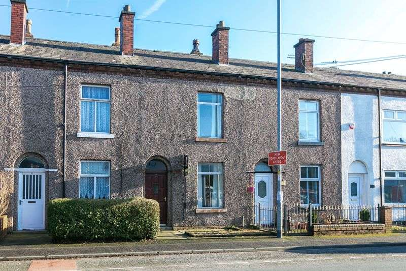 2 Bedrooms Terraced House for sale in Haigh Road, Haigh, WN2 1LB