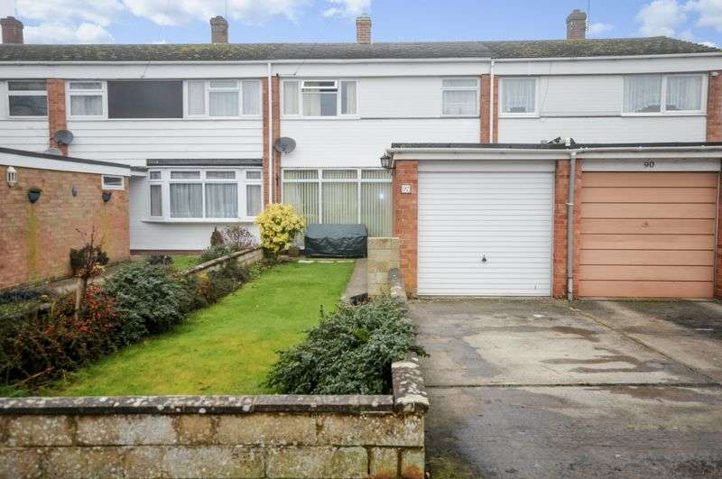 3 Bedrooms Terraced House for sale in Morris Street, Rodbourne