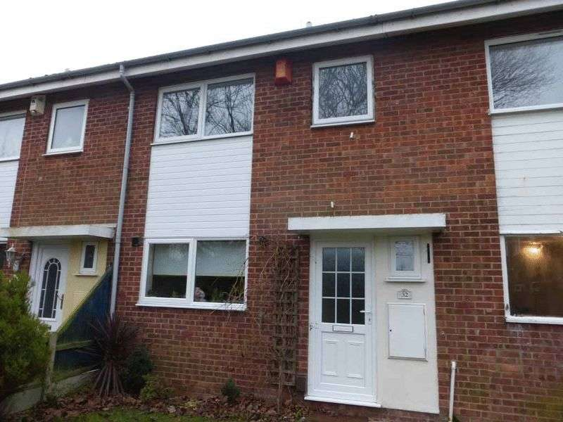 3 Bedrooms Terraced House for sale in Hewett Close, Gorleston