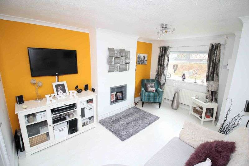 2 Bedrooms Semi Detached House for sale in Cwrt Y Goedwig, Llantwit Fadre, Pontypridd CF38 2RG