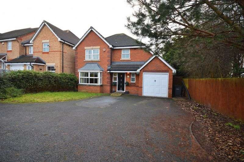 4 Bedrooms Detached House for sale in Onsetter Road, Berry Hill