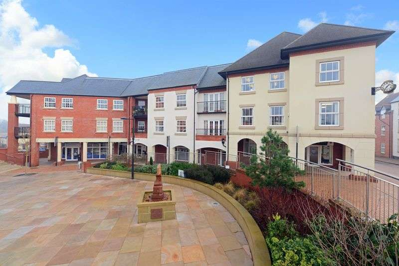 2 Bedrooms Flat for sale in Green Moors, Lightmoor, Telford, Shropshire.