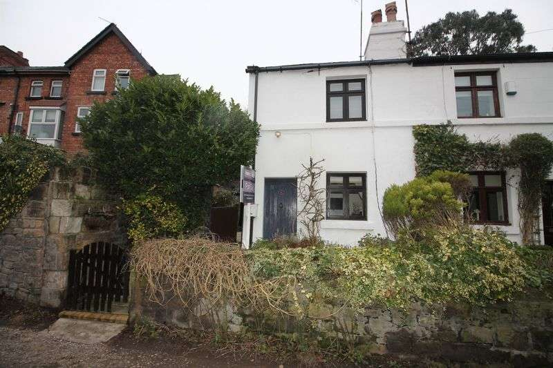 2 Bedrooms Semi Detached House for sale in Hughes Lane, Oxton