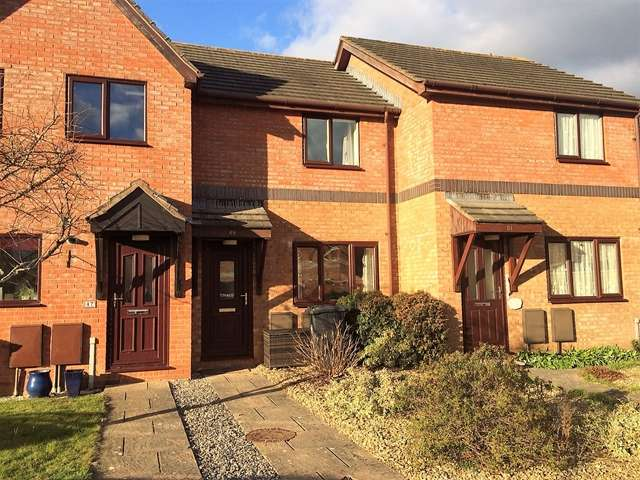 2 Bedrooms Terraced House for sale in 49 Acland Park, Feniton