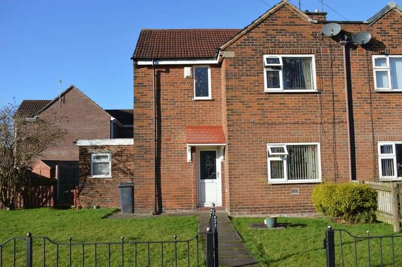 2 Bedrooms Semi Detached House for sale in Greaves Avenue, Manchester