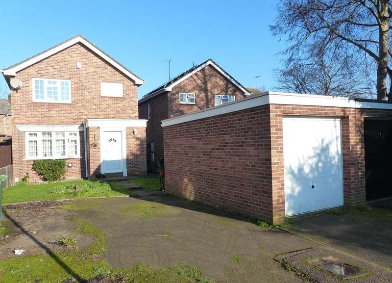 3 Bedrooms Detached House for sale in Barry Walk, Peterborough, PE2