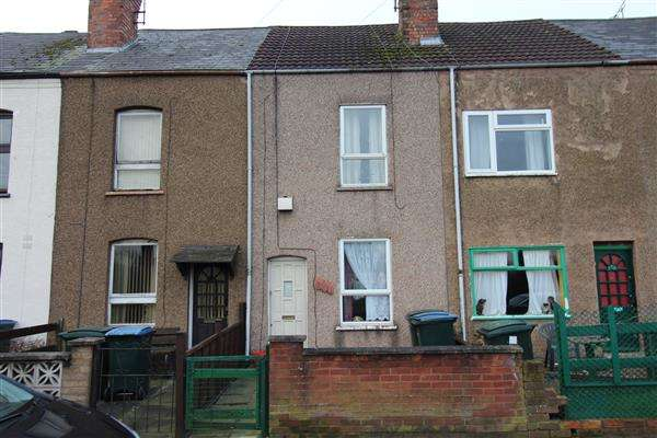 2 Bedrooms Terraced House for sale in Grange Road, Longford, Coventry