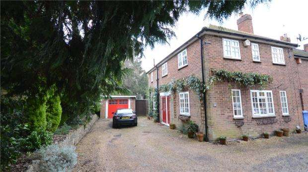 3 Bedrooms Semi Detached House for sale in Cranmore Lane, Aldershot, Hampshire