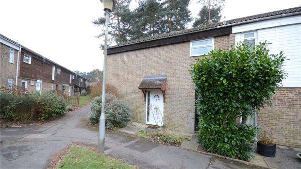 3 Bedrooms End Of Terrace House for sale in Pendlebury, Bracknell, Berkshire