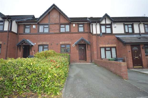 2 Bedrooms Terraced House for sale in Woodland Grove, Rock Ferry, Merseyside