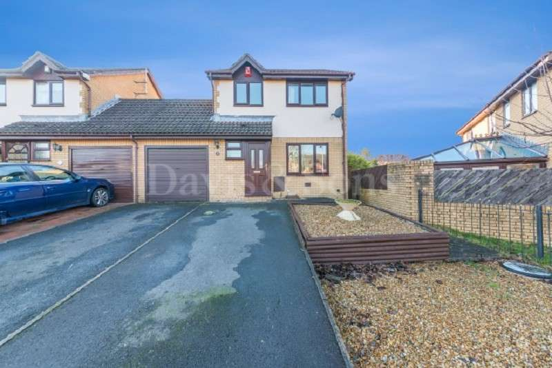 3 Bedrooms Detached House for sale in Blossom Close, Langstone, Newport. NP18 2LT